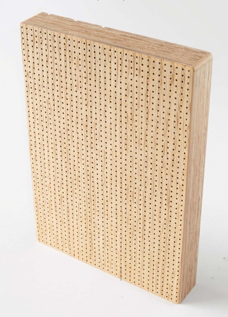 Type M - Microperforations - door 20 mm